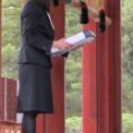 第57回鎌倉まつり2015 その15(ミス鎌倉お披露め・ミス鎌倉2015任命式(スタッフ))