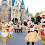 『東京ディズニーランド新エリアOPENで、オリエンタルランド株はさらに高みを目指して上昇する!』の画像