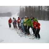 『スキー上達講座6期終了』の画像