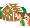 屋根・壁・暖炉・家具が全てチョコで作られた小屋が話題に 実際に宿泊することも可能で一泊の料金は…