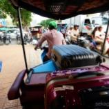 『ベトナムからカンボジアへ陸路国境越え!プノンペンで衝動買い!』の画像
