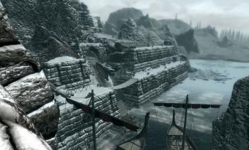 『Beyond Skyrim: Roscrea』ロスクレア島のスクリーンショットが公開