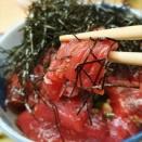 近くにあったら絶対通いたい!絶品生マグロ丼を堪能♪・・・仲や@東京・原宿