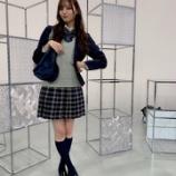 『【乃木坂46】美しいなあ・・・梅澤美波の『女子高生』制服姿の全身ショット!!!』の画像