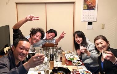 『西藤ご夫妻の祝勝会&love callにお応えしての食事会』の画像