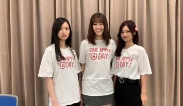 【乃木坂46】琴子がお揃いのTシャツをプレゼントする軍団愛を見せる!