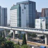 『MRT Jakarta いよいよ地下区間乗り入れへ(8月20日)』の画像