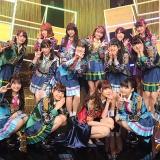 HKT48が4月13日の「CDTV」に出演、「意志」を披露