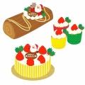 ≪笑顔のスイッチ≫ クリスマスケーキ
