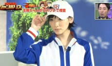 乃木坂46生駒ちゃんのテニス王子様のコスプレwwwww
