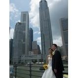 『第二の故郷『シンガポール』で結婚式』の画像