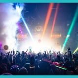 『【写真追記】走って踊るELECTRIC RUNが日本初開催!チケット完売の大盛況!』の画像