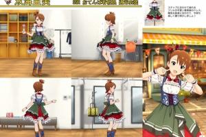 【ミリシタ】「おてんば看板娘 双海 亜美」(通常・アナザー・アナザー2)衣装まとめ