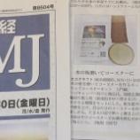 『\10/30(金)の日経MJ掲載/エコクラフトの『ウッドコースターキット』が注目集めています』の画像