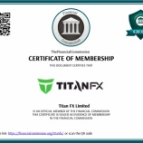 『Titan FX(タイタンFX)がThe Financial Commissionに加入』の画像