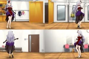 【ミリシタ】SSR「私のお気に入り 四条貴音」(通常・アナザー)衣装紹介