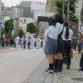 2015年 第42回藤沢市民まつり その131(北口大パレード/米海軍第七艦隊パレードバンド)