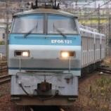 『東武鉄道 50000系 甲種輸送 at 熱田』の画像
