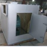 『【送風機防音ボックス製作】』の画像