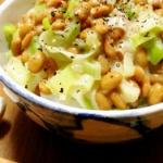 納豆に+したら美味いものwwwwwwww