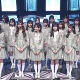 『乃木坂46出演『ベストアーティスト2020』瞬間最高率が明らかに!!!!!!』の画像