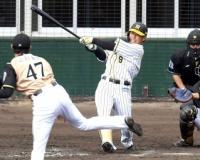 阪神高山(27)42試合.152(46-7)0本3打点1盗塁OPS.433←これ