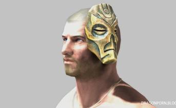 Side Dragon Priest Masks SE