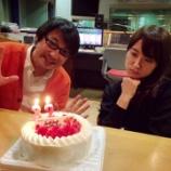 『【乃木坂46】…さ、さんじゅう……n………。(笑) 衛藤美彩『金つぶ』で一足先に誕生日をお祝い!!』の画像