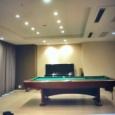 【画像】武井壮の家、ビリヤード台がある。 #マン喫 #遊戯場