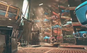 「Fallout 76: Wastelanders」新たなロケーションのスクリーンショットが公開