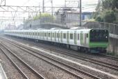 『2015/4/17運転 E235系東海道貨物線試運転』の画像