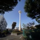 『新製品:LAOWA11mmF4.5試写①~江古田住宅給水塔 2020/11/21』の画像