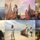 『乃木坂46×タイ観光庁『amazing THAILAND』全広告画像を公開!!!』の画像