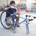 【大阪】貸ガレージから高級自転車53台押収。窃盗容疑で男を逮捕