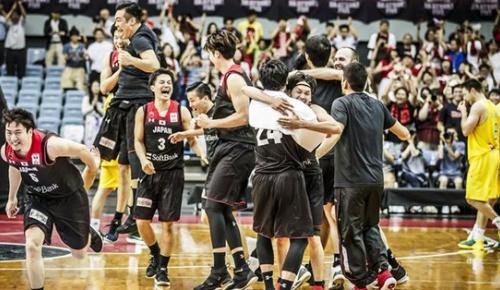 バスケ日本代表が世界10位オーストラリアに勝利(海外の反応)
