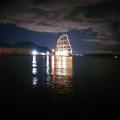 """「海王丸」""""海の貴婦人"""" 世界最大級の帆船が焼津漁港へ"""
