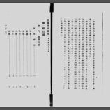 『『清国通商綜覧・第1編』の目次を読む①』の画像
