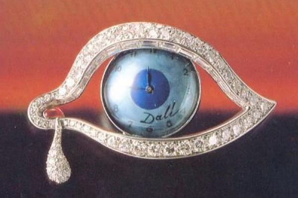 時間の眼/ダリ : 水口結貴の素晴らしき芸術世界