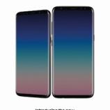 『SAMSUNG Galaxy S9/S9+ イメージ流出。指紋認証センサーは裏に?』の画像
