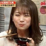 『まなったんの食べ顔ほんと可愛くて和む 癒されるよな【乃木坂46】』の画像