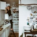 『外国のドラマや映画でみるキッチンにしたい!オシャレで可愛いキッチン周りの実例画像集 100例 1/4』の画像