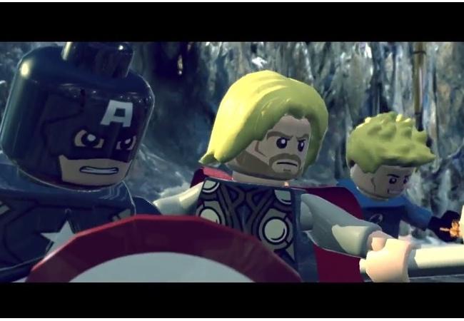 【LEGO マーベル スーパーヒーローズ ザ・ゲーム】これ面白い?どんなゲームなの?
