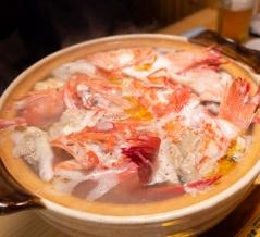 忘年会Part 2 (12/10) ~ 鮨屋で鍋