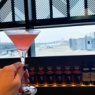 【大阪空港】飛行機を見ながらラグジュアリーにお酒を ~ラウンジ&バー グラン・ブルー 伊丹空港店