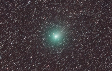 『久々のウィルタネン周期彗星(46P)』の画像