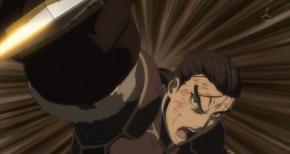 【アルスラーン戦記】第17話 感想 人の皮を被ったバケモノ(人に見えない)…を倒すダリューン何者
