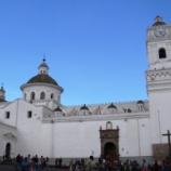 『行った気になる世界遺産 キト市街 ラ・メルセー聖堂』の画像