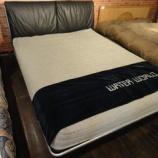 『【セール、ベッド売場改装投売セール 2012夏】限定ソフトサイド用のウォーターベッド・Q』の画像