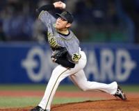 【阪神】小川一平 7.84被打率.396 WHIP2.71
