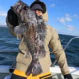『2月18日 釣果 短時間近場調査』の画像